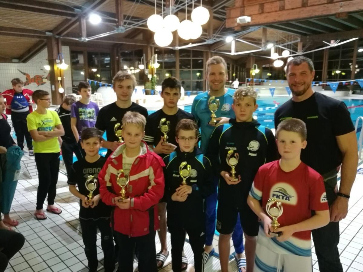 25. Advents- Pokalschwimmen in Tirschenreuth (02. Dezember 2018)