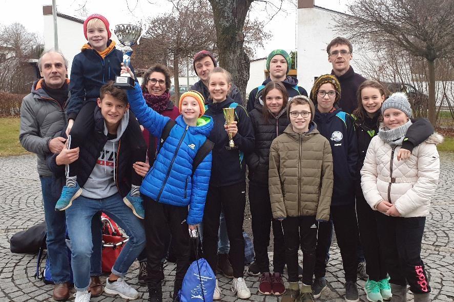 26. Internationales Advents-Pokalschwimmen in Tirschenreuth (01. Dezember 2019)