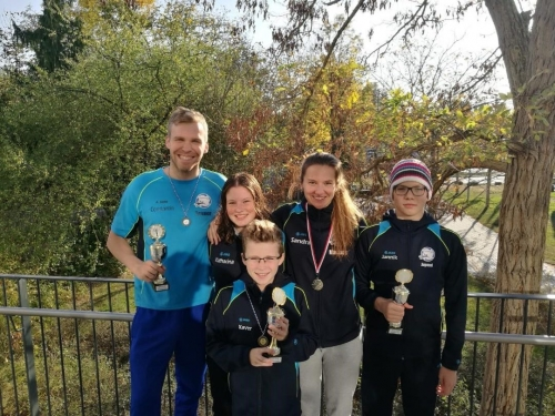 MainPost-Pokale im Dreikampf und Sprint in Kitzingen (21. Oktober 2018)