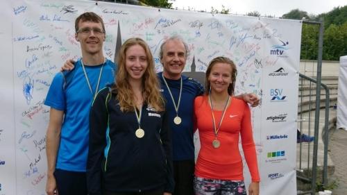 Internationale Bayerische Sommermeisterschaft der Masters (21. - 22. Juli 2018)