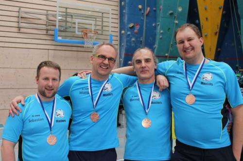"""Internationale Bayerische Kurzbahnmeisterschaften """"Kurze Strecken"""" in Eichstätt (17. März 2018)"""