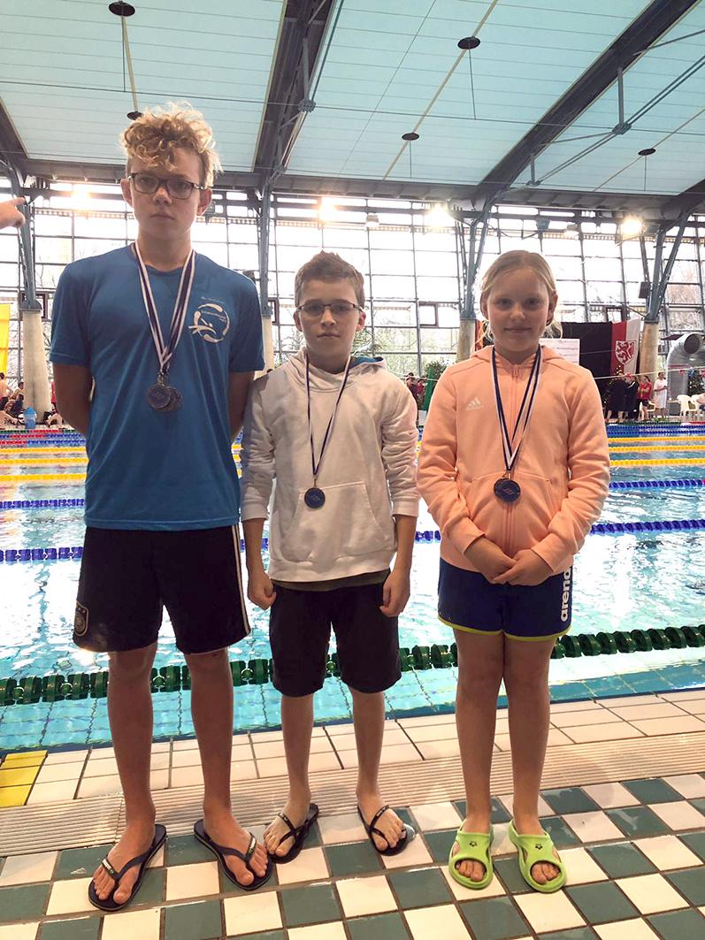 26. Galaschwimmen in Braunschweig (07. - 09. Dezember 2018)